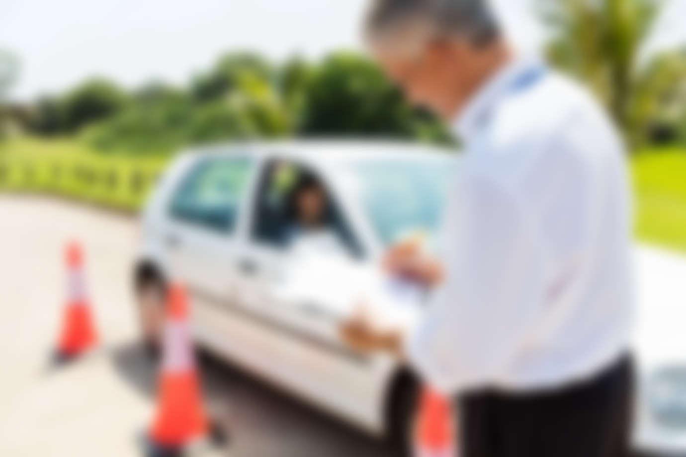 DMV Test: One-hour pre-test